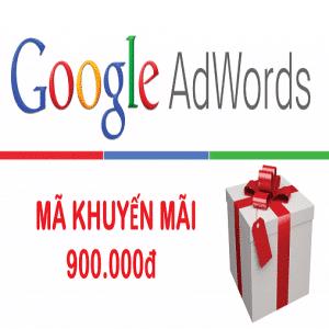 VOUCHER GOOGLE ADS TRỊ GIÁ 900K 5
