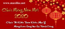 Thư cảm ơn và kế hoạch nghỉ Tết Dương Lịch – Tết Âm Lịch 2020